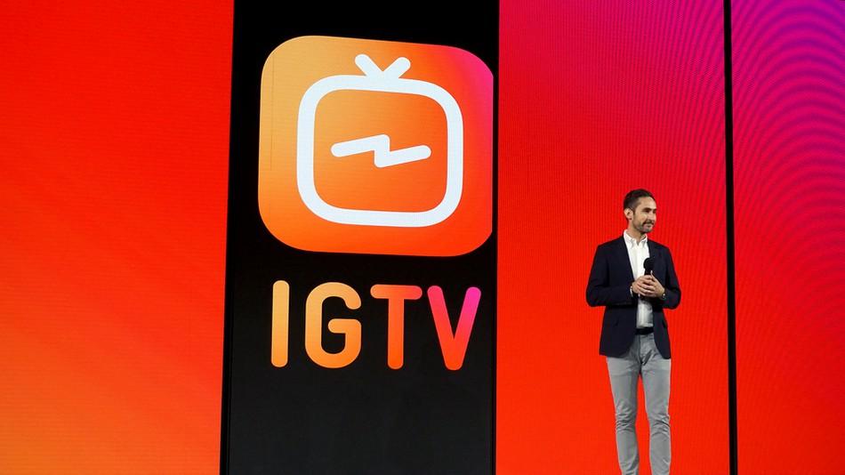 IGTV, Instagram, YouTube, video, content