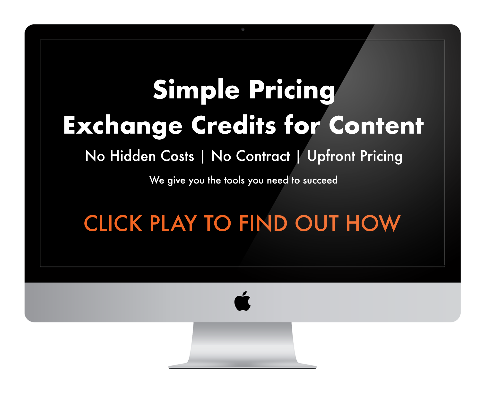 Content Marketing | Credit Subscription Service | FEYM